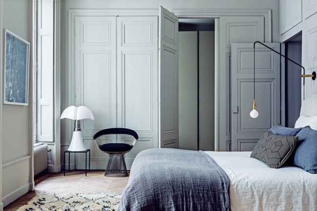 Dreamy modern French apartment in Lyon - Daily Dream Decor