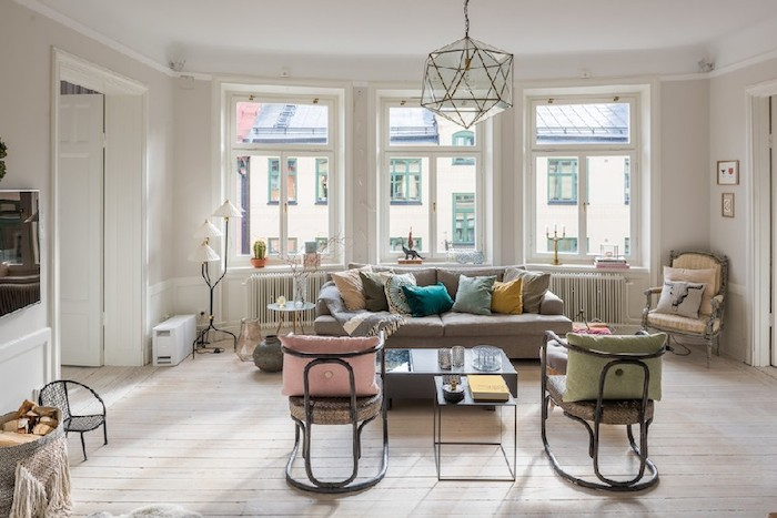 & Be charmed by this eclectic Swedish apartment - Daily Dream Decor