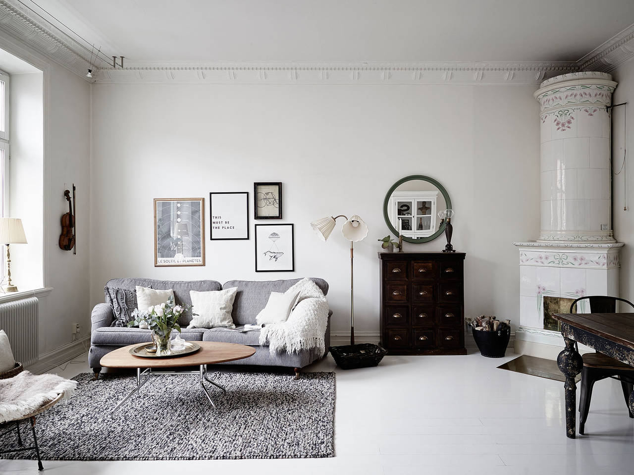 Magnificent Scandinavian Apartment Daily Dream Decor