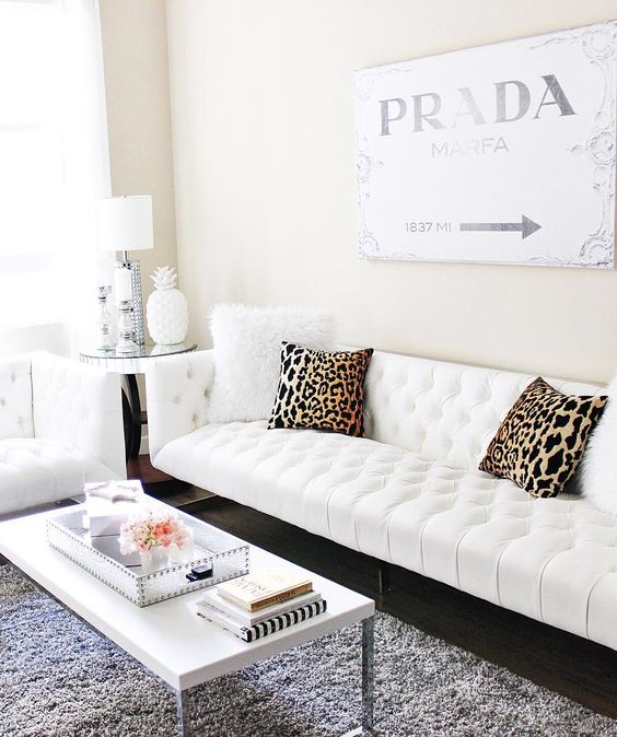 how to incorporate Prada Marfa in your home