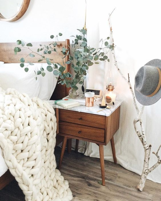 5 dreamy ideas for your nightstand - daily dream decor Nightstand Decor