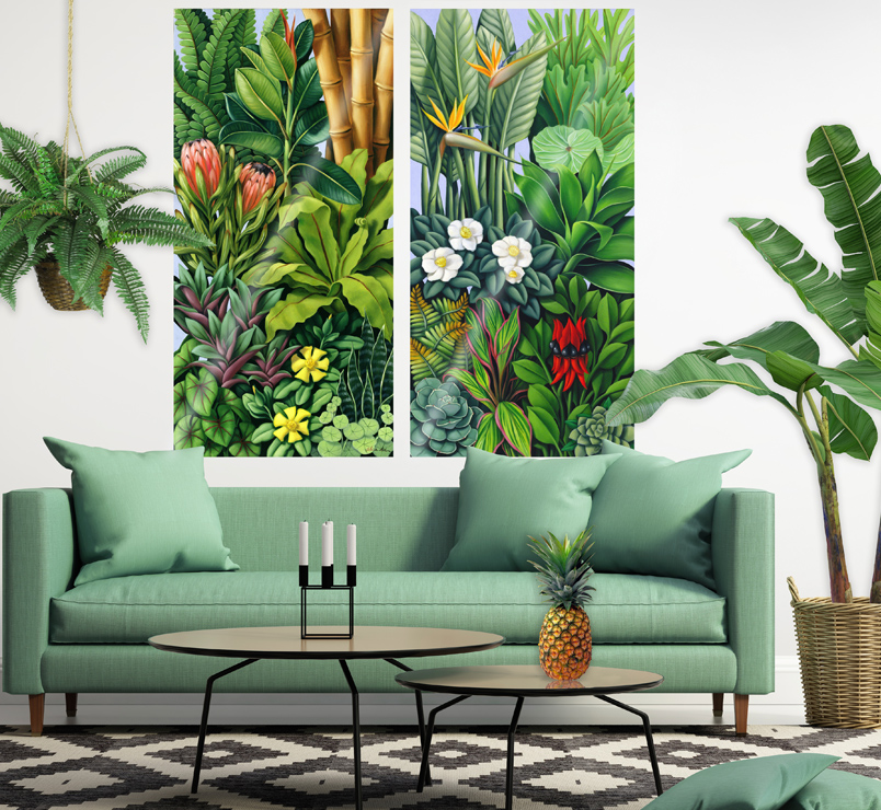 tropical-prints-poster-lounge