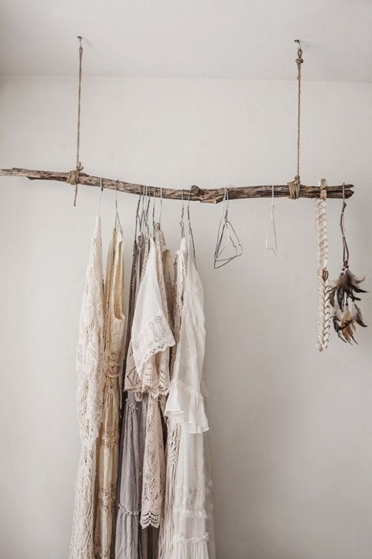 Organize Your Clothes 10 Creative And Effective Ways To Store And Hang Your Clothes: 10 Dreamy Ideas To Organize Clothing Racks