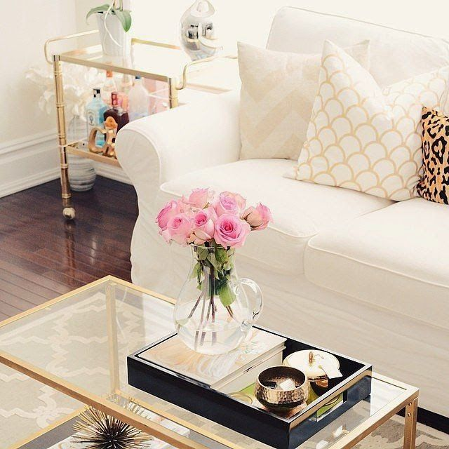 5 Dreamy Coffee Tables To Brighten Your Living Room Daily