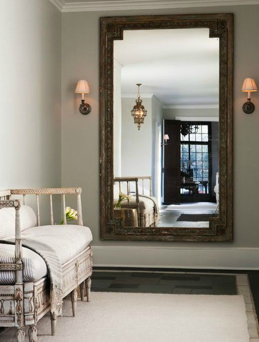 How to incorporate statement mirrors in your home - Daily ...
