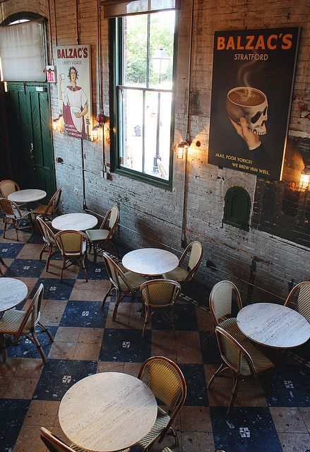 Balzac's Coffee Roastery – Toronto