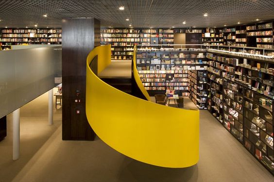 Livraria da Vila in São Paulo, Brazil
