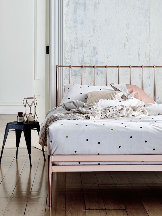 Dreamy Decor Trend Copper Daily Dream Decor