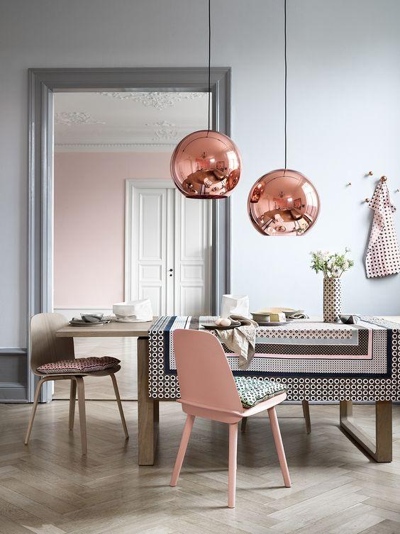 Dreamy decor trend: Copper - DailyDreamDecor @denisaluntraru