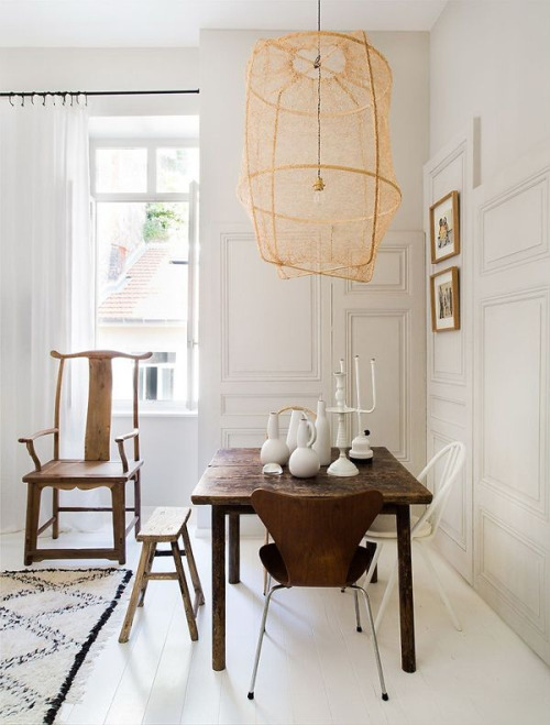 5 dreamy spaces + news