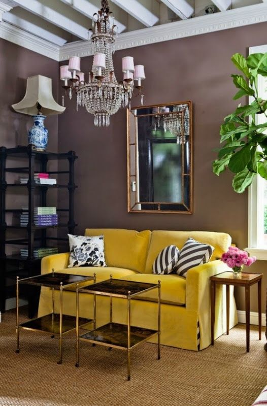 7 Dreamy Yellow Sofas Daily Dream Decor
