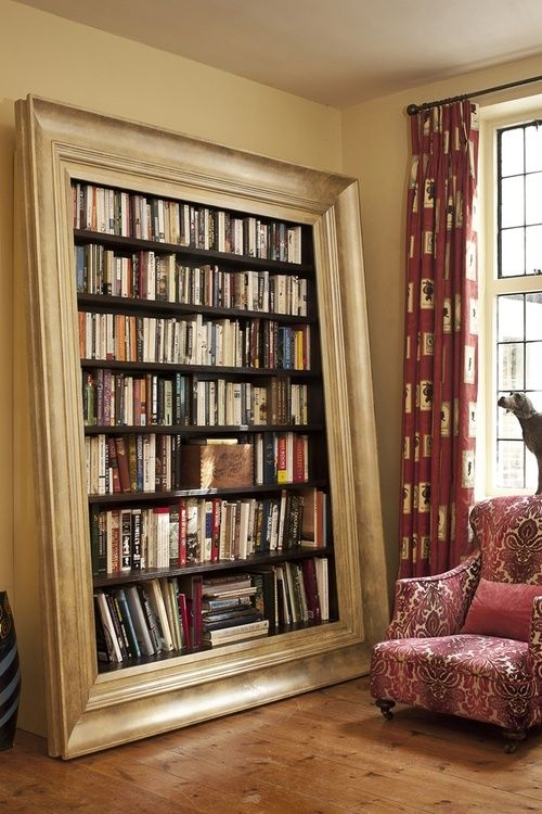 mirror-bookshelf