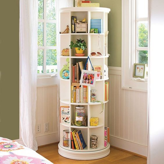 round-bookshelf