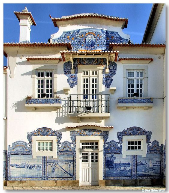 treen station facade portugal