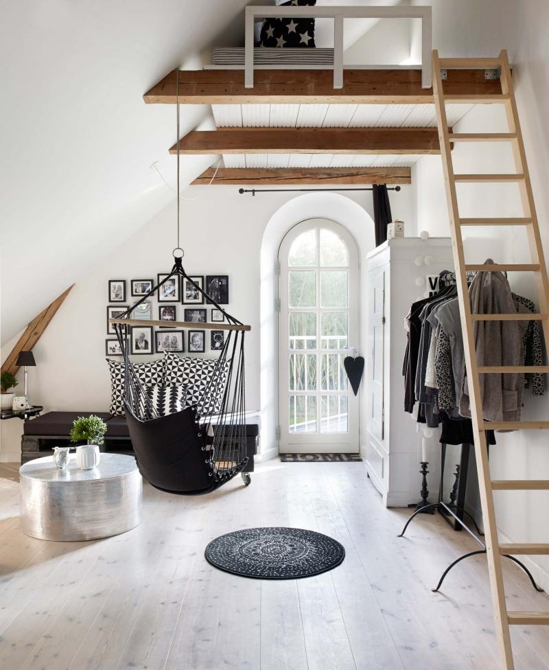 Dreamy Danish farm with modern details