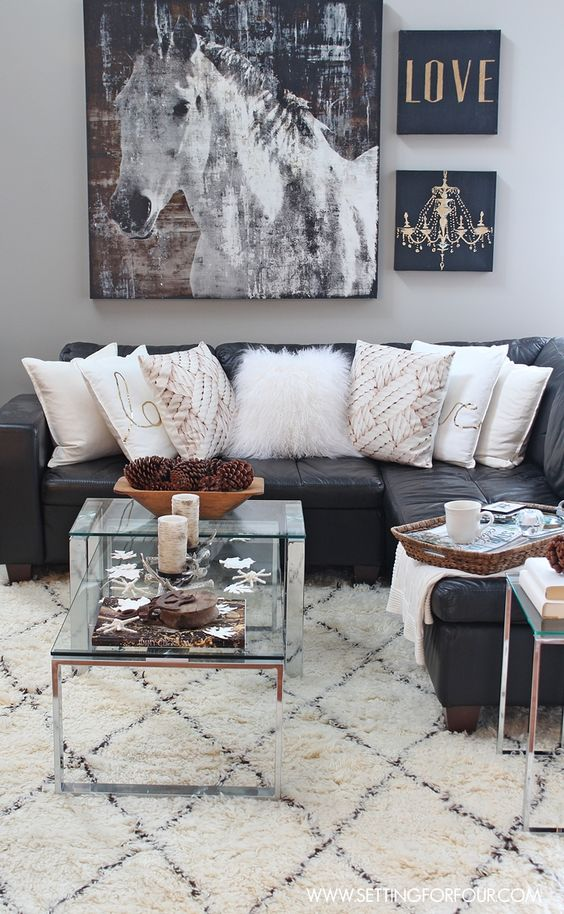 Elegant Living Room Decorating Ideas: 9 Glam Ideas For An Elegant Living Room