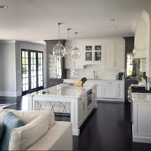 Marble And Silver Kitchen Daily Dream Decor