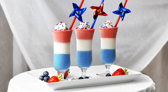 7 Themed drinks for 4th of July