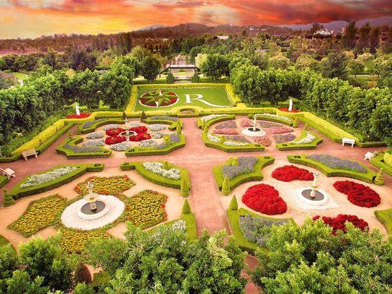 Hunter Valley Gardens australia