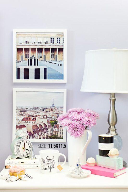 dream vacation desk