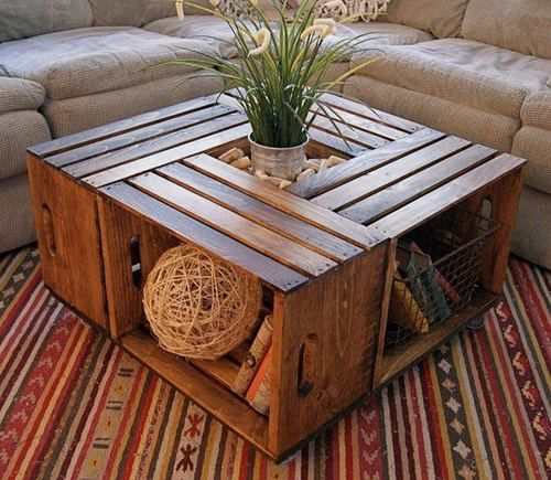 10 unexpected coffee table ideas