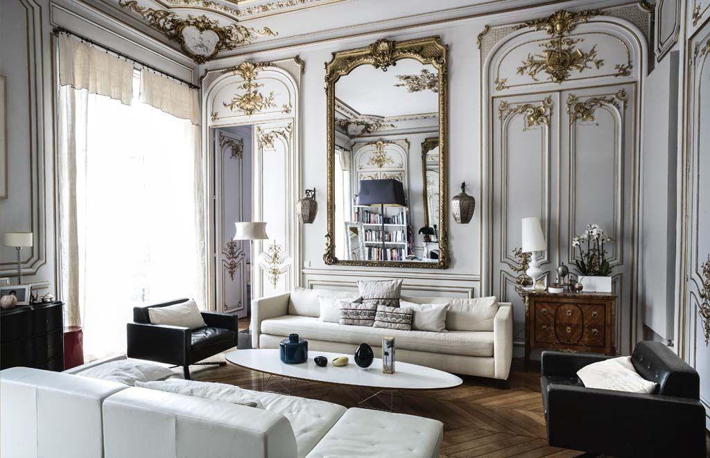 Chic Amp Romantic Paris Apartment Daily Dream Decor