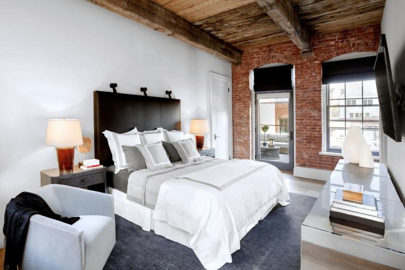 Sag Harbor bedroom