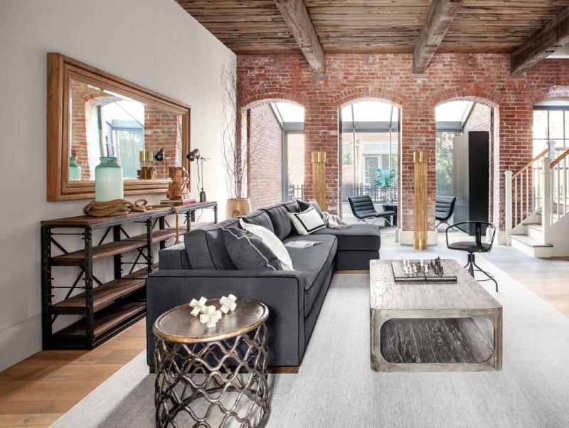 Sag Harbor living room