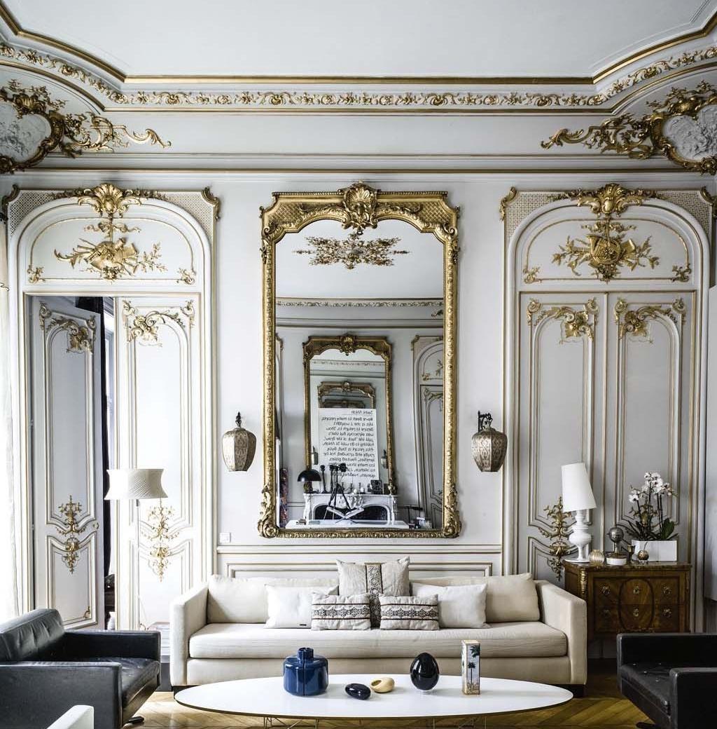 Chic & Romantic Paris Apartment