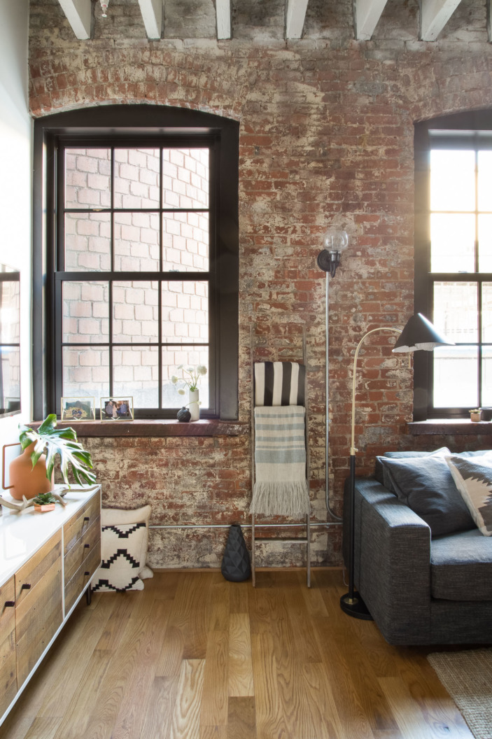 Dreamy industrial Brooklyn home