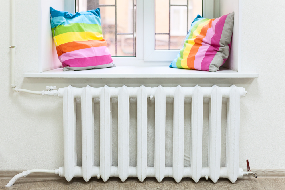 The history of cast iron radiators