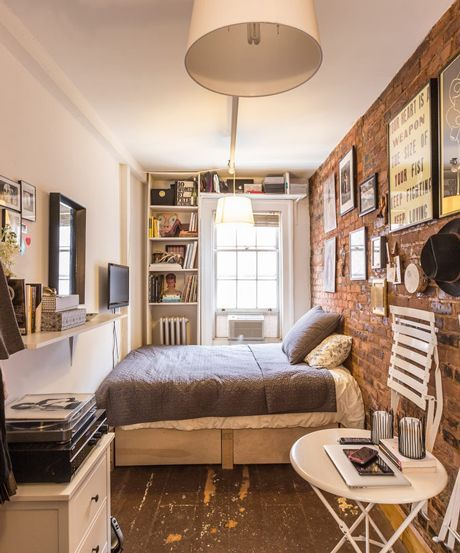 8 Rules to follow when living in a tiny bedroom - Daily ...