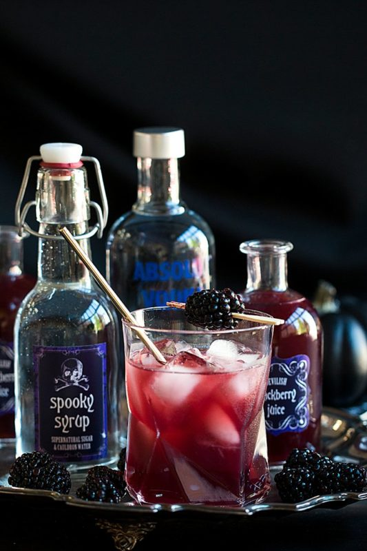 7 Spooky Cocktail recipes for Halloween