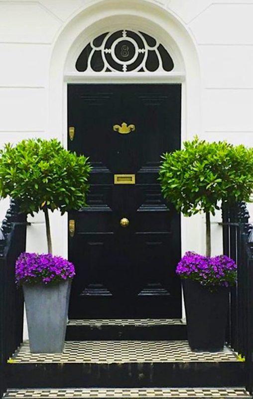 british-door