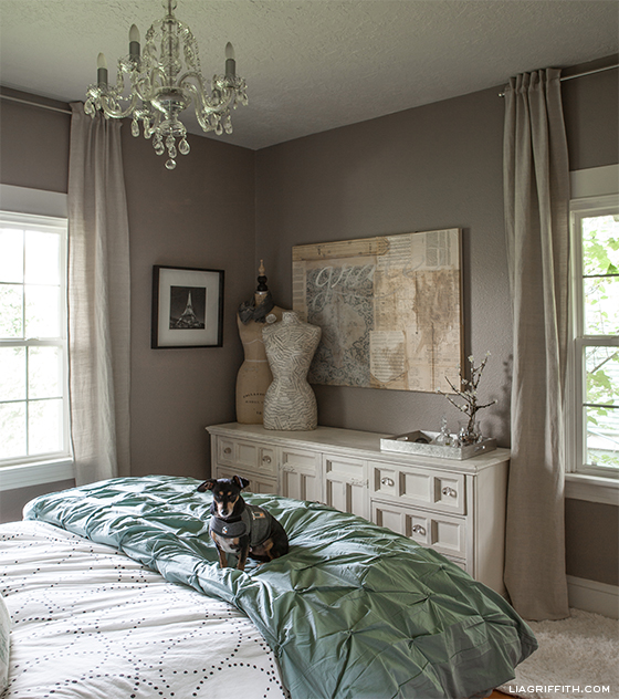 shabby-bedroom