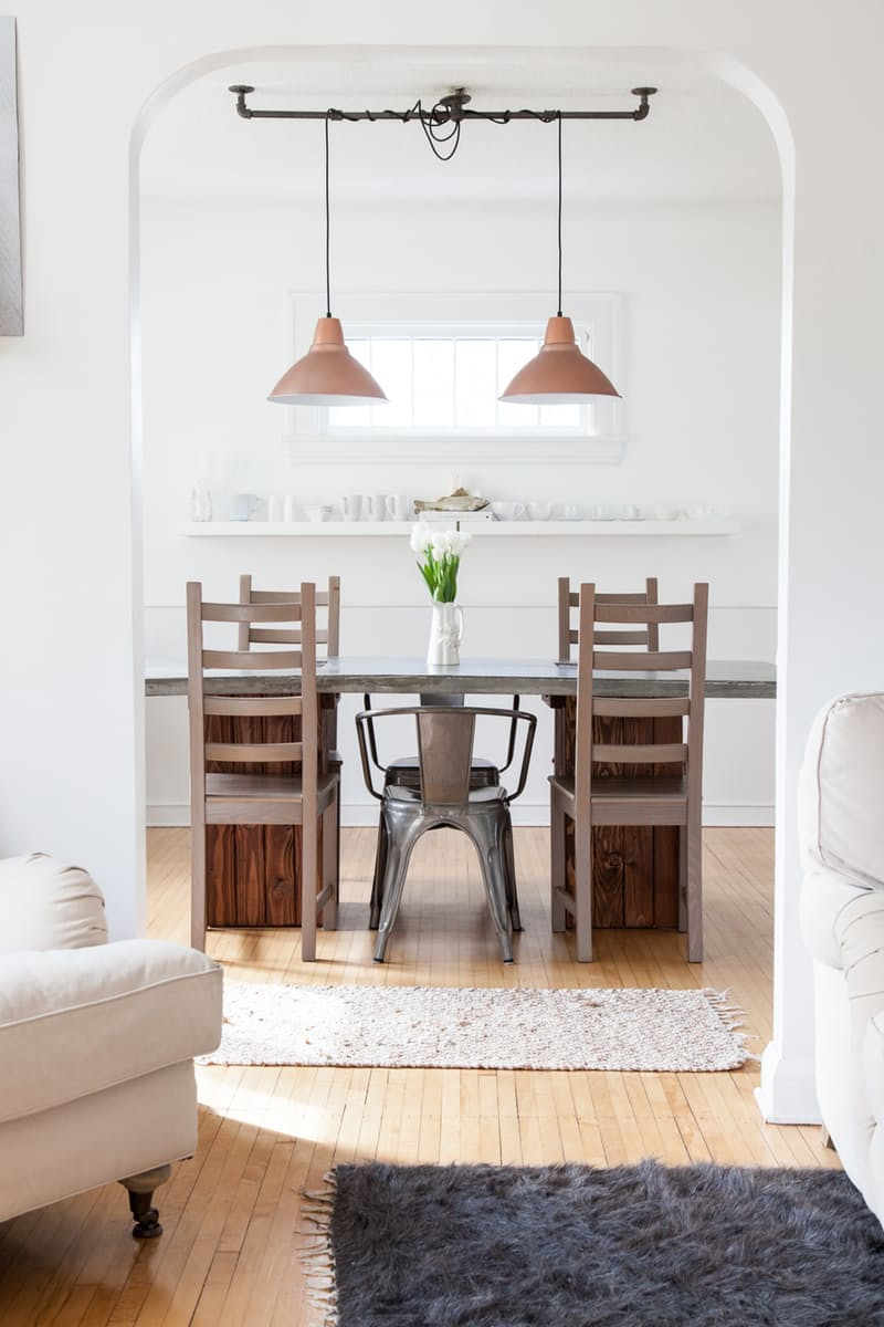simple clean scandi style home daily dream decor