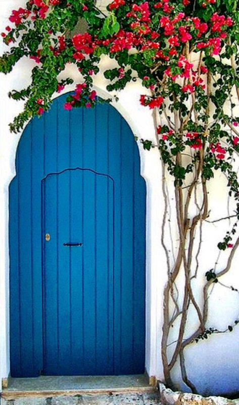 true-blue-door