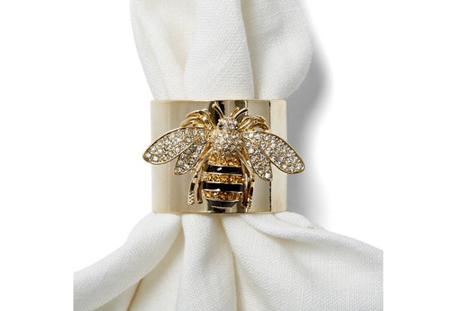 bee-napkin-ring