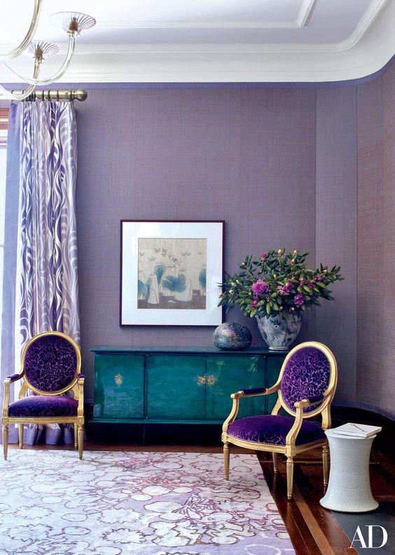 purple-and-green-interior