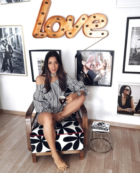 10 Romanian fashion bloggers rooms spotted on Instagram
