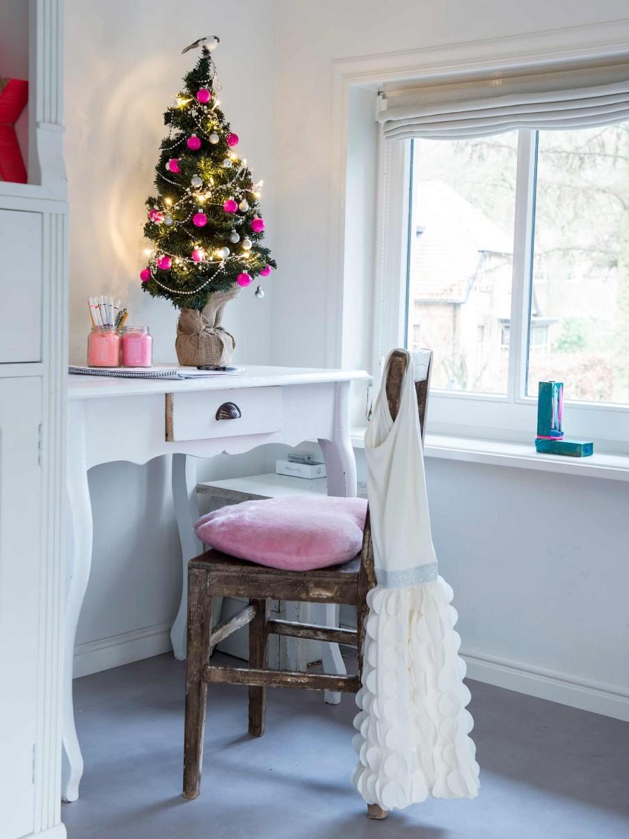 A dreamy & cozy Christmas home