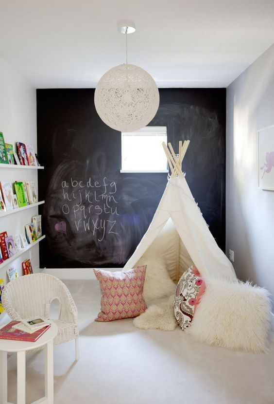 7 Ingenious and creative ways to reshape the playroom