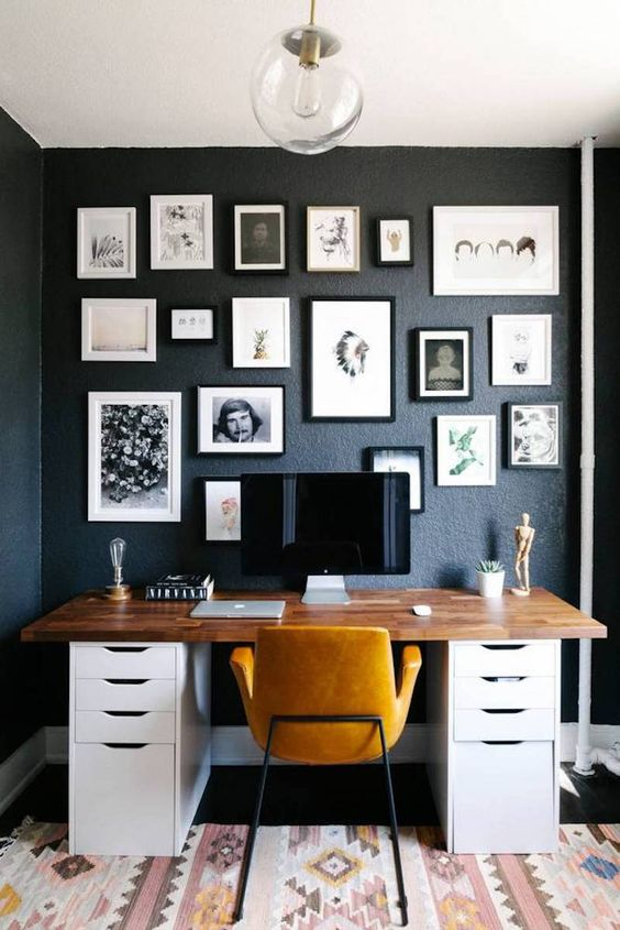 Modern office look Lighting Tips For Making Any Office Look Like Modern Masterpiece Daily Dream Decor Tips For Making Any Office Look Like Modern Masterpiece Daily