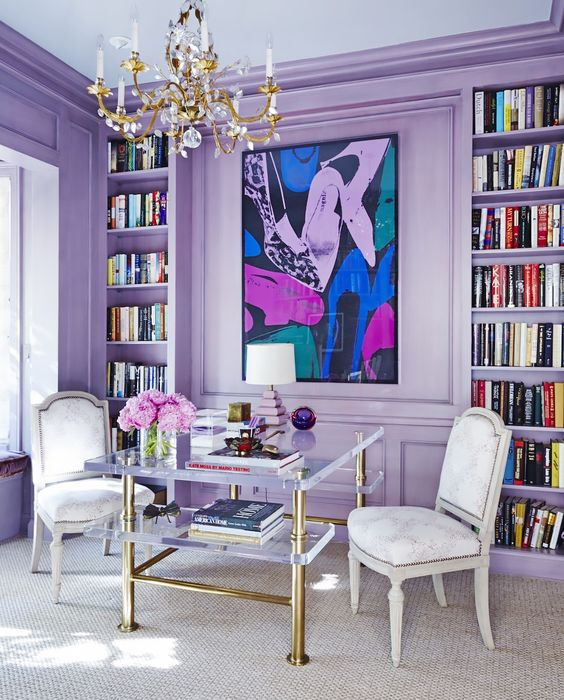 8 Aristocratic rooms you will instantly love