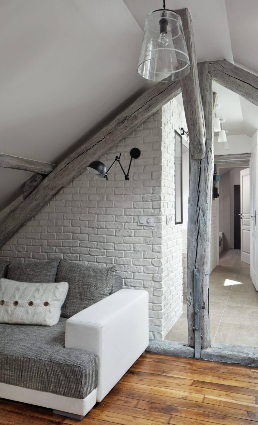 Charming small Parisian apartment
