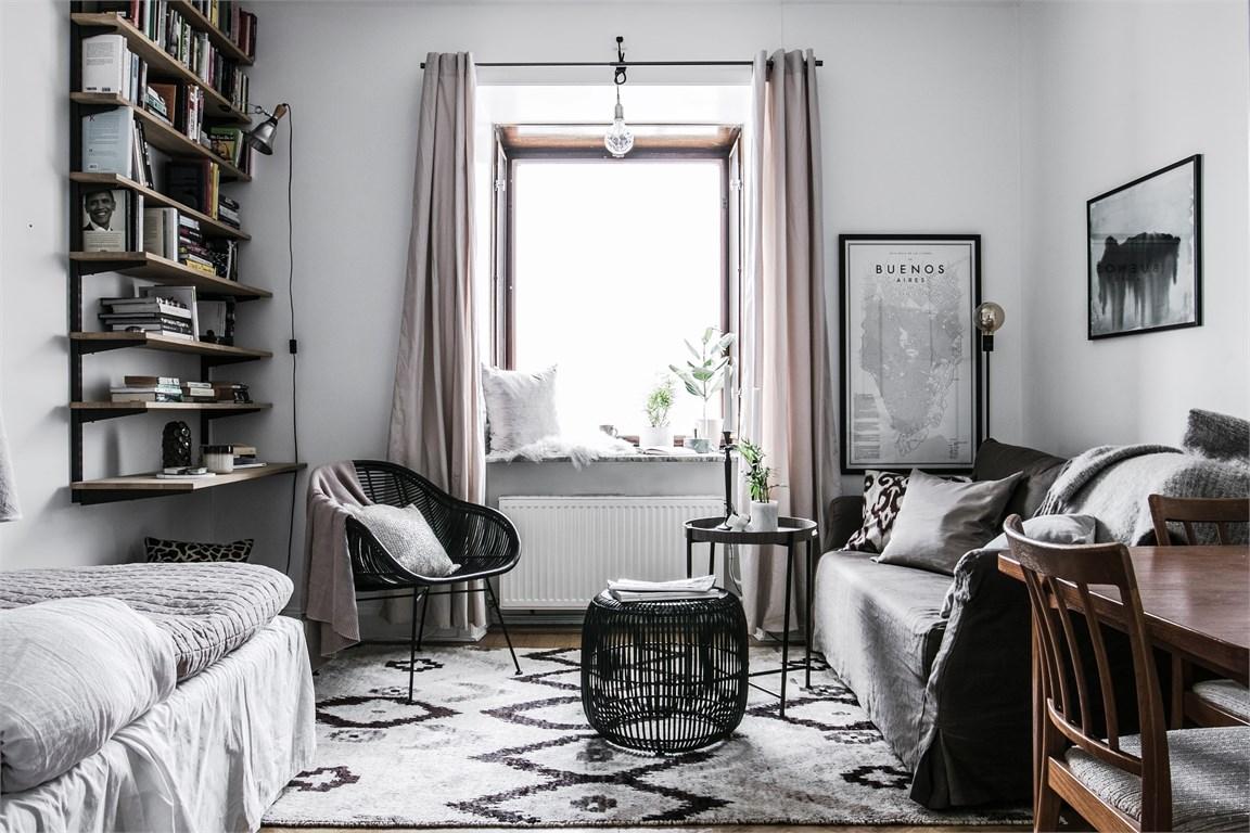 another tiny studio apartment