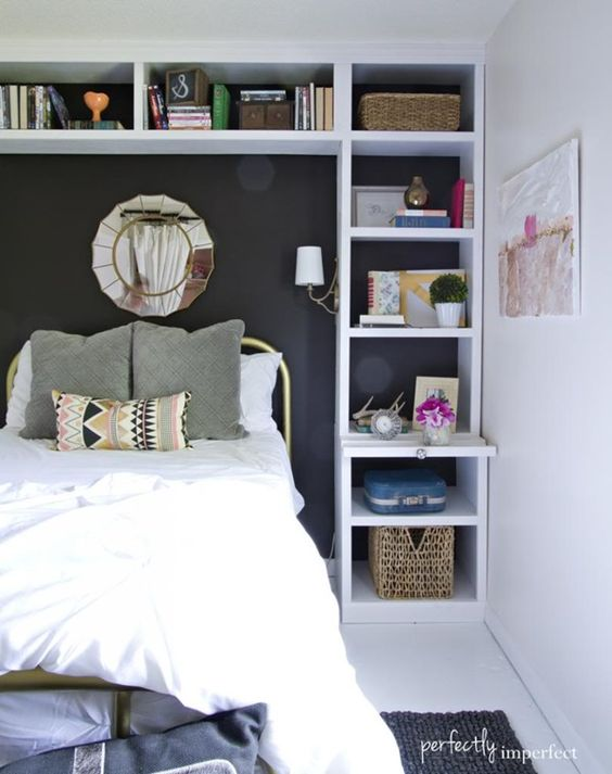 bedrooms for book lovers the chic game