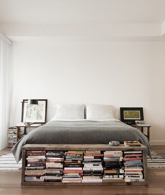 bedrooms for book lovers the treasure bench