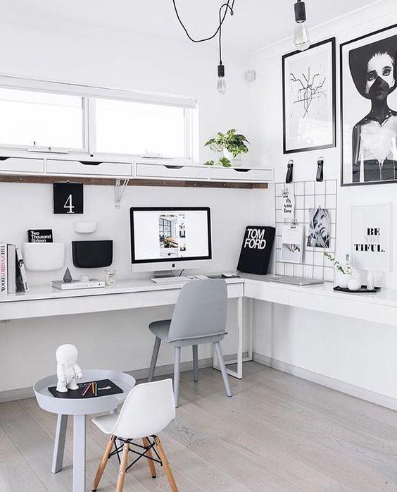 the artsy room