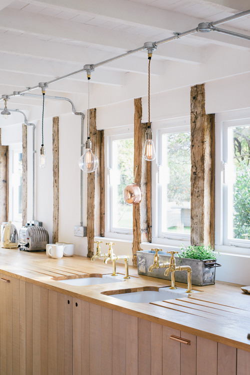 The Hampshire Barn Sebastian Cox Kitchen
